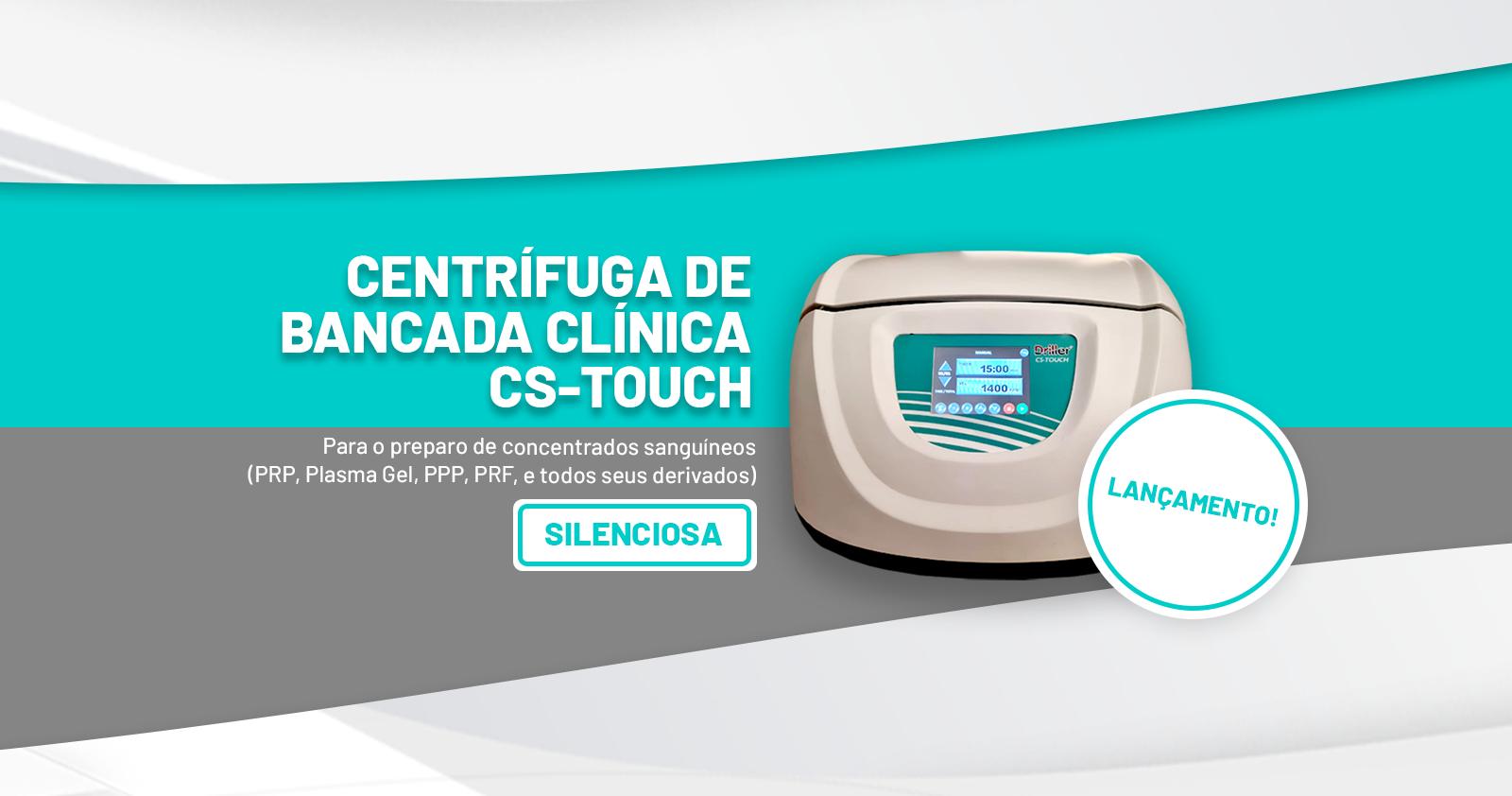 Centrífuga CS-Touch
